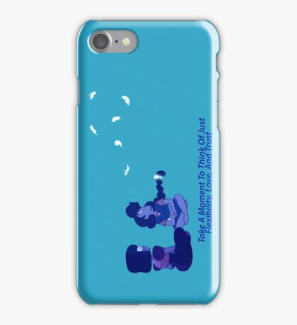 Here Comes A Thought - Steven Universe  iPhone Case/Skin
