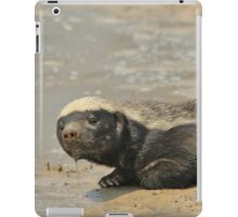 Honey Badger -  iPad Case/Skin