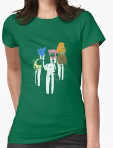 Dogs of the Reservoir Womens Fitted T-Shirt