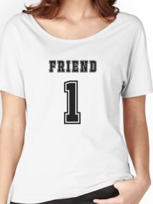 BEST FRIEND Women's Relaxed Fit T-Shirt