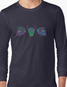 skulls of hate V T-Shirt