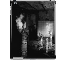 hands from the deep iPad Case/Skin