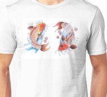 Koi Flash Unisex T-Shirt