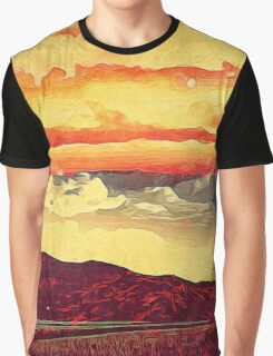 Land of dreams 001 Graphic T-Shirt