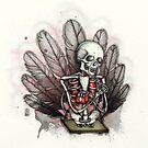 Mask Roller by Kaitlin Beckett