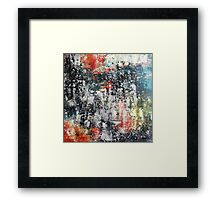 Summer night Framed Print