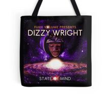 Dizzy Wright State of Mind Tote Bag