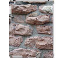 Brick grungy texture iPad Case/Skin