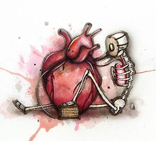 Heart Pumper  by Kaitlin Beckett