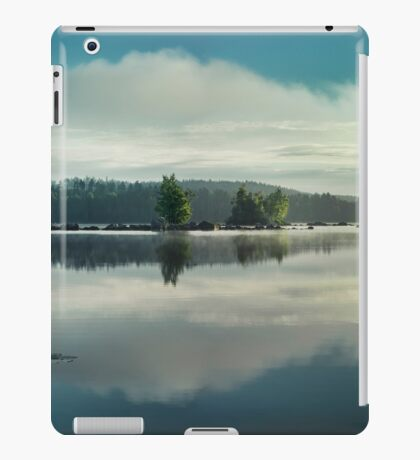 Colourful Admiration and Frustration iPad Case/Skin