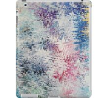 Abstract background iPad Case/Skin