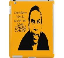 Popeye the chon chon juggler iPad Case/Skin