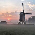Wissink's Mill by John Vriesekolk