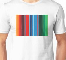 Colourful Mexican Pattern Unisex T-Shirt