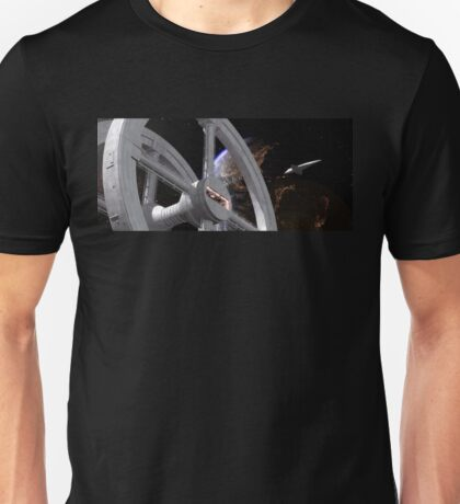 2001: A Space Odyssey - space station Unisex T-Shirt