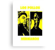 Dead Hermanos Canvas Print