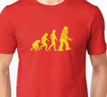 Robot Evolution Unisex T-Shirt