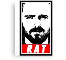 Pinkman - RAT Canvas Print