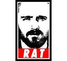 Pinkman - RAT Photographic Print