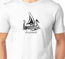 Vikings Pilage and Plunder Unisex T-Shirt