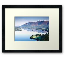Skiddaw from Surprise View Framed Print