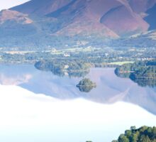 Skiddaw from Surprise View Sticker