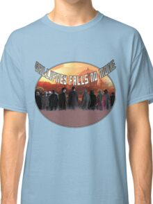 Gallifrey Falls No More (Alt) Classic T-Shirt