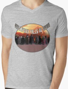 Gallifrey Falls No More (Alt) Mens V-Neck T-Shirt