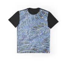 GALLIMAUFRY ~ Ripples by tasmanianartist Graphic T-Shirt