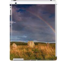 Duddo Stone Circle iPad Case/Skin