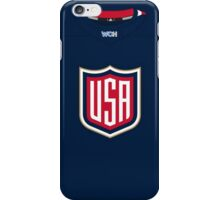 USA World Cup of Hockey 2016 Home Jersey iPhone Case/Skin