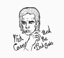 Nick Cave and the Bad Seeds  Womens Fitted T-Shirt