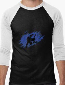 TEENAGE MUTANT NINJA TURTLE LEONARDO Men's Baseball ¾ T-Shirt