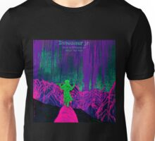 dinosaur jr give a glimpse of what yer not album cover heru Unisex T-Shirt