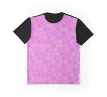 dot pink bling Graphic T-Shirt