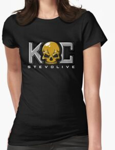 KILL CONFIRMED Womens Fitted T-Shirt