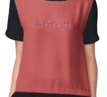 Dinah Chiffon Top