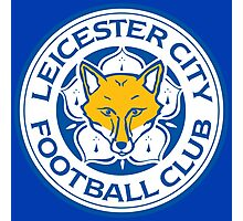 leicester city champions Photographic Print
