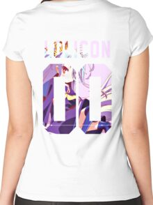 Lolicon Jersey Women's Fitted Scoop T-Shirt
