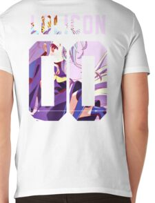 Lolicon Jersey Mens V-Neck T-Shirt