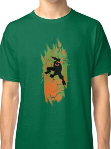 TEENAGE MUTANT NINJA TURTLE MICHELANGELO Classic T-Shirt