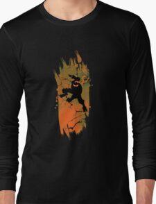 TEENAGE MUTANT NINJA TURTLE MICHELANGELO Long Sleeve T-Shirt