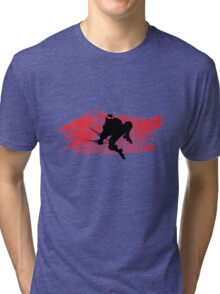 TEENAGE MUTANT NINJA TURTLE RAPHAEL Tri-blend T-Shirt