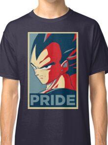 Pride! Vegeta Classic T-Shirt