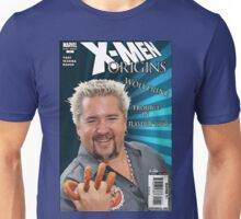 Guy Fieri/ Wolverine Mash up Unisex T-Shirt