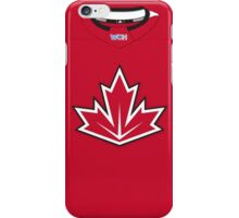 Canada World Cup of Hockey 2016 Home Jersey iPhone Case/Skin
