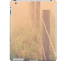 can't hold the fog in  iPad Case/Skin