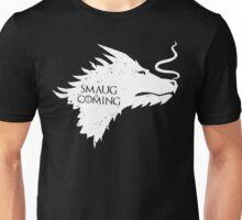 The Desolation Of Smaug - Smaug is Coming Unisex T-Shirt