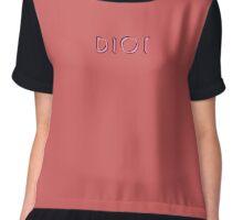 Diot Chiffon Top