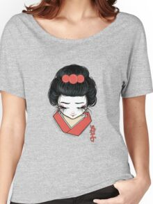 Maiko Women's Relaxed Fit T-Shirt